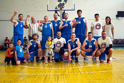 Минские пингвины - Чемпионы Второго Дивизиона XI сезона НБЛ!!!