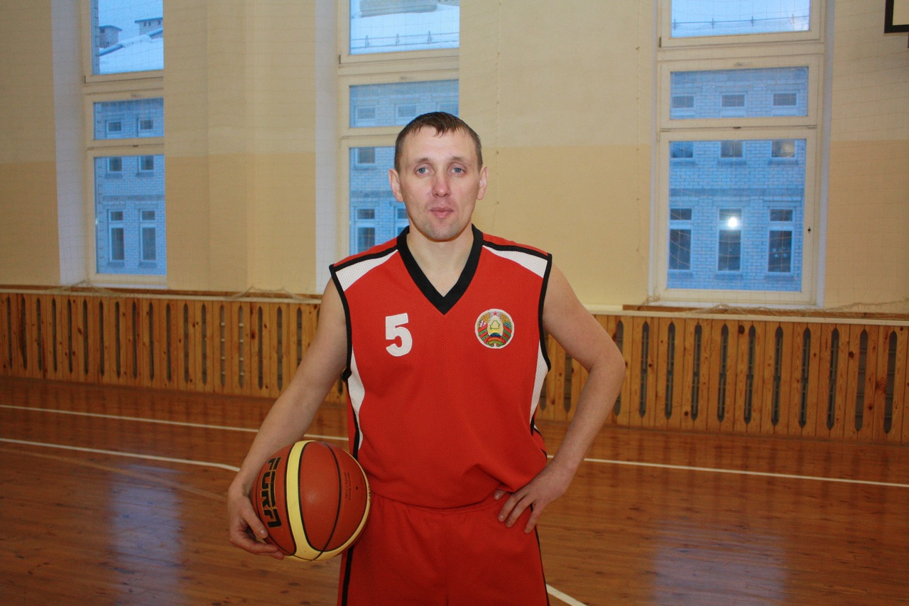 Константин Вистунов — о команде Полоцка, которая намерена побеждать в НБЛ